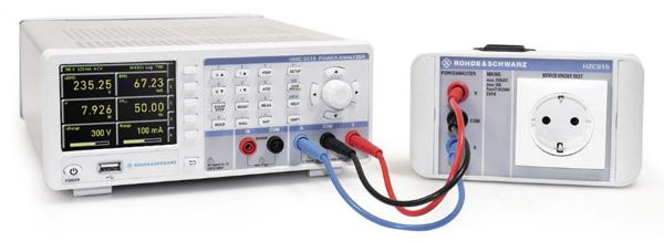 Rohde & Schwarz HZC815 Netzadapter fuer HMC8015 - Allice Messtechnik