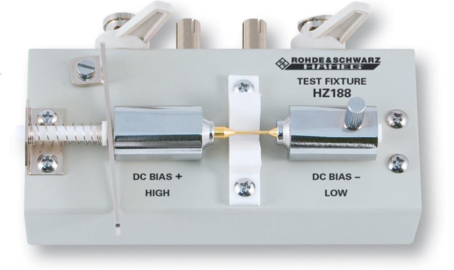 Rohde&Schwarz HZ188 SMD-Testadapter