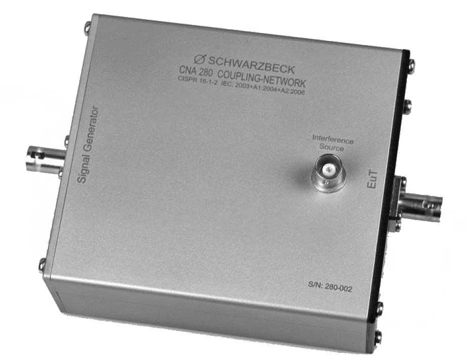Schwarzbeck CNA280 Koppelnetzwerk - Allice Messtechnik