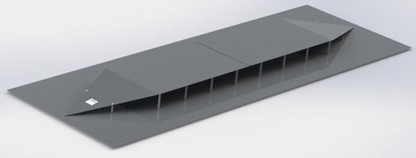 Schwarzbeck TEMZ5231 Streifenleitung -Allice Messtechnik