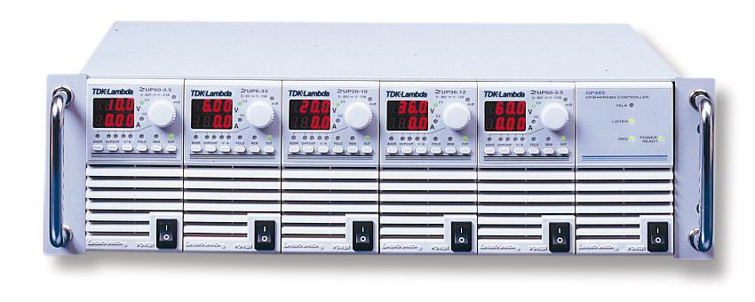 TDK-Lambda ZUP-Serie Stromversorgung Rackmontage