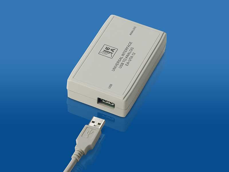 EA Elektro Automatik Schnittstellen EA UTA12 - Allice Messtechnik