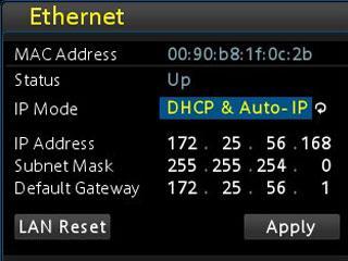 Rohde & Schwarz NGE100-B Serie Ethernet-Konfiguration - Allice Messtechnik