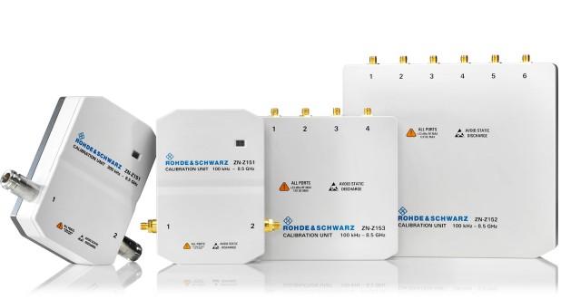 Rohde & Schwarz ZN-Z151 ZN-Z152 ZN-Z153 Network Analyzer Calibration Kit - Allice Messtechnik