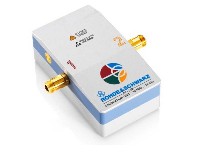 Rohde & Schwarz ZV-Z52, ZV-Z53, ZV-Z54, ZV-Z55 Network Analyzer Calibration Kits - Allice Messtechnik