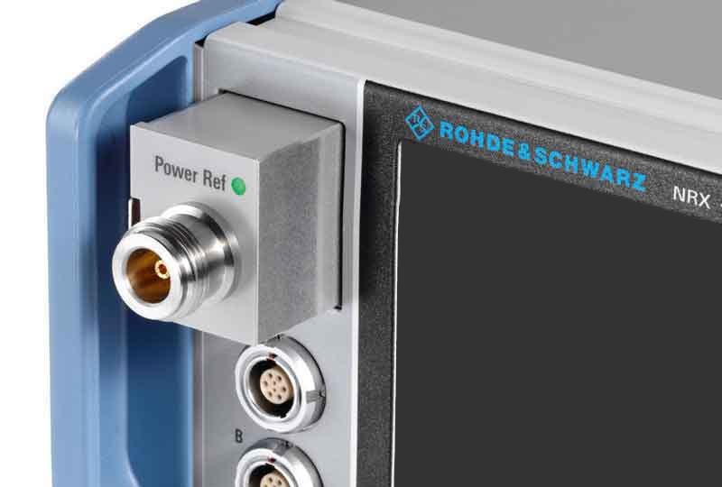 Rohde Schwarz NRX Power Meter Power Reference Option - Allice Messtechnik