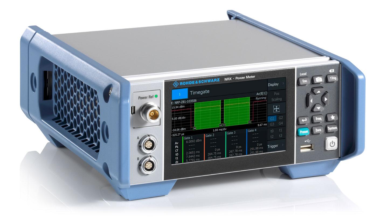 Rohde & Schwarz NRX Power Meter - Allice Messtechnik