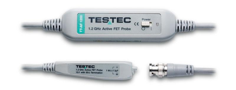 Testec TT-AF 1200 FET Tastkopf - Allice Messtechnik