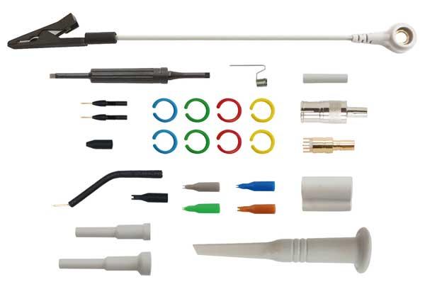 Testec TT-HF600 27 teiliges Zubehoerset - Allice Messtechnik