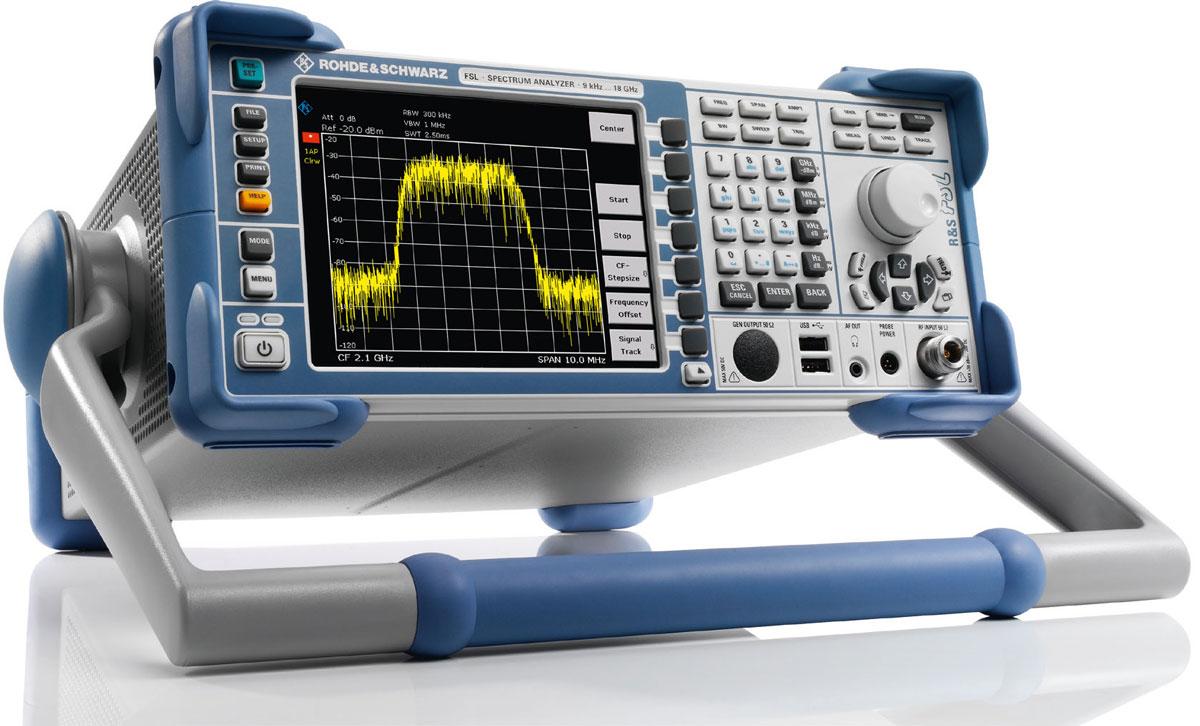 Rohde & Schwarz FSL Spektrumanalysator - Allice Messtechnik