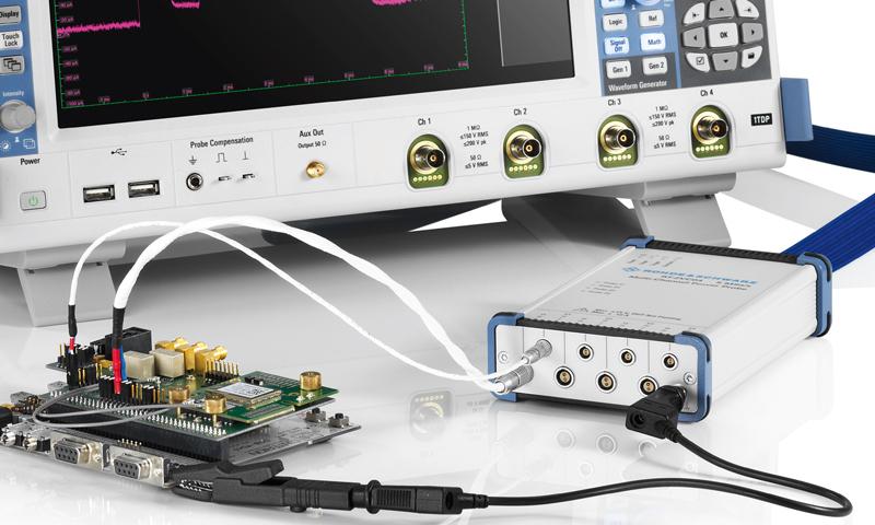 Rohde & Schwarz RT-ZVC Mehrfach Leistungstastkopf - Allice Messtechnik