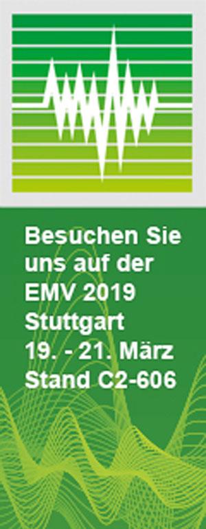 Besuchen Sie uns auf der EMV 2019 in Stuttgart Stand C2-606 - Allice Messtechnik