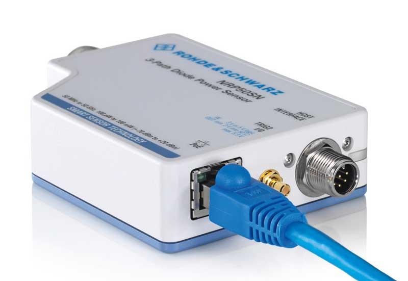 Rohde & Schwarz NRP LAN Power Sensoren -Allice Messtechnik