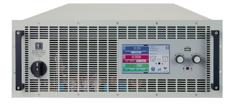 EA PSB10000 4U bidirektionales Netzgeraet - Allice Messtechnik