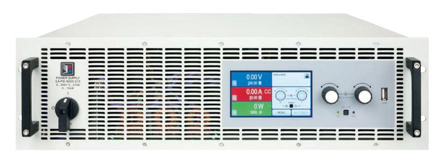 EA-PSI9000-3U Hochleistungs Netzgeraete - Allice Messtechnik