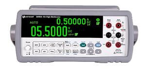 Keysight 34450 Multimeter - Allice Messtechnik