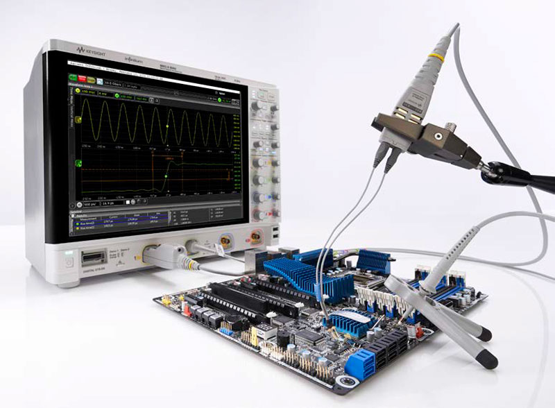 Keysight Oszilloskop Zubehoer - Allice Messtechnik