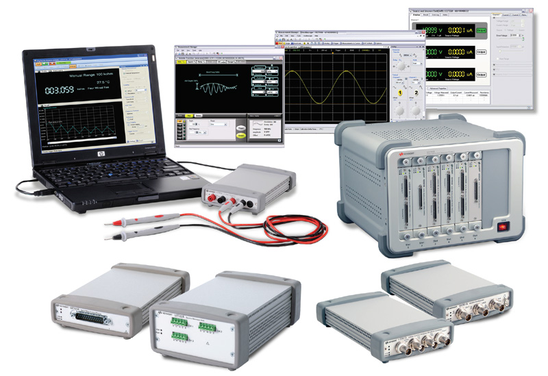 Keysight USB Modular Products - Allice Messtechnik