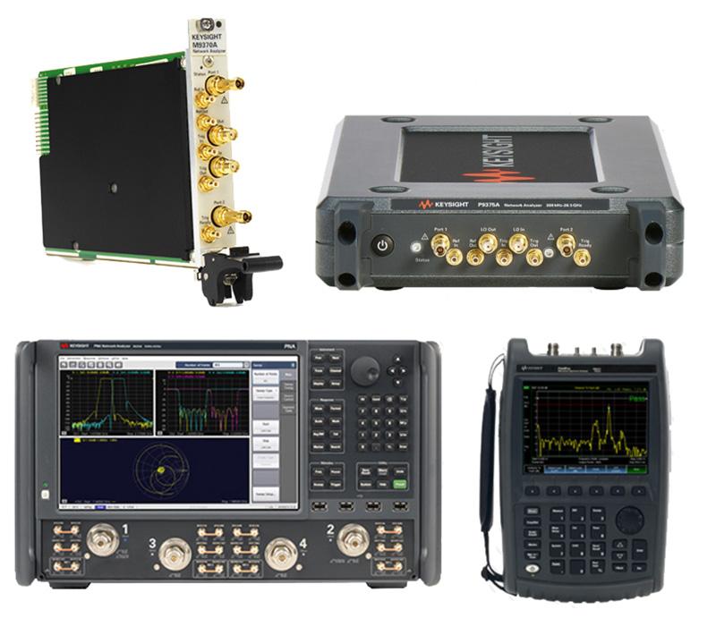Keysight Vektor Netzwerkanalysatoren - Allice Messtechnik
