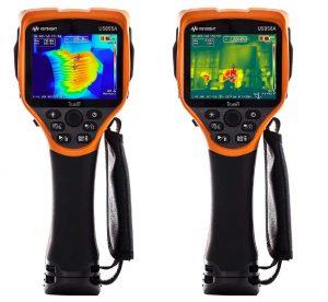 Keysight Handheld U5850 True IR Infrarot Kamera - Allice Messtechnik