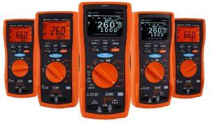 Keysight U1450A U1460A Isolationswiderstand Tester - Allice Messtechnik