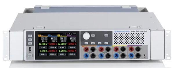 Rohde & Schwarz-NGP800-Netzgeraete-19-Zoll-Rackeinbausatz-ZZA-GE23 - Allice Messtechnik