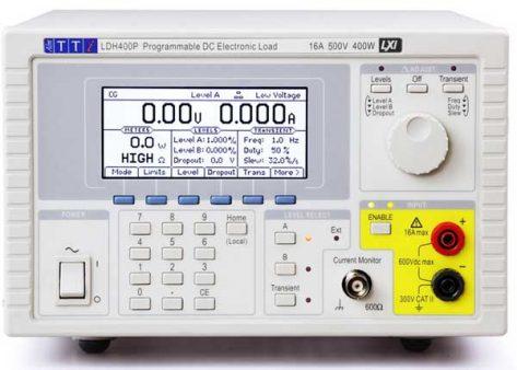 LDH400P elektronische DC-Last Aim TTi