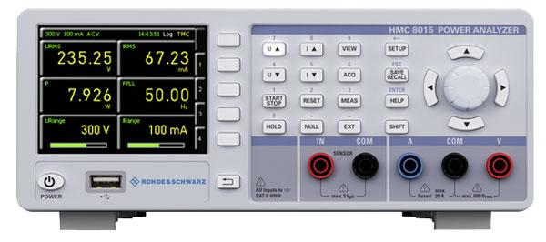 HMC8015-Leistungsanalysator-Rohde-Schwarz