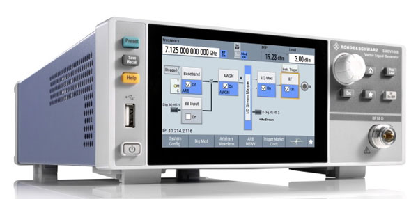 Rohde&Schwarz SMCV100BP1 Generator