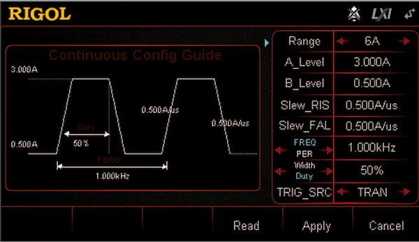 Rigol-elektronische Lasten-Artikel-Bild-2a-DL3021/ DL3021A/ DL3031/ DL3031A
