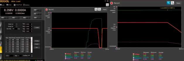 Rigol-elektronische Lasten-Artikel-Bild-9-Monitordarstellung-DL3021/ DL3021A/ DL3031/ DL3031A